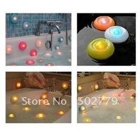 100pcs/lot  swimming pool light, colour changing, floating spa light.