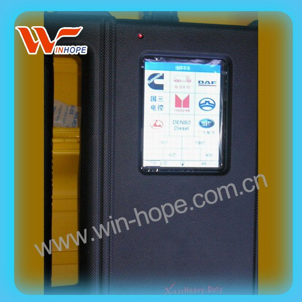 Free Shipping professional diagnostic tool heavy duty truck(China (Mainland))