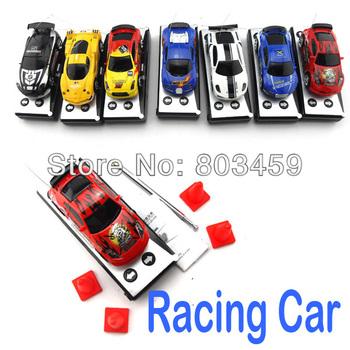 Бесплатная доставка прямая поставка автомобиль-кокс мини RC пульт дистанционного управления микро гоночный автомобиль управления по радио игрушки