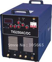 Inverter TIG welding machine TIG250AC DC welding equipment square wave, Free shipping, Wholesale & retail