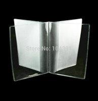 5pcs/lot Transparent passpot cover PVC travel passport holder waterproof travel document case ( big discount for 50pcs)