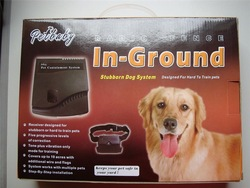 in ground pet fencing system 026 for 2dogs(China (Mainland))