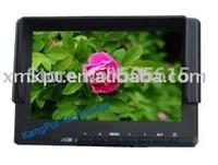 KP6067NP/H/Y:7inch LED Monitor (HDMI/ YPbPr/AV input)