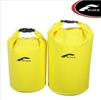(Free Shipping)  20L -500 D Pvc Tarpaulin Ocean Bag