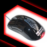 New Arrival Black color Steelsereis Edition Microsoft Intellimouse Optical 1.1   5 Button Mouse,Brand New, Fast&Free Shipping