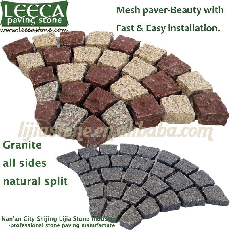 Granite patio paver stones(China (Mainland))