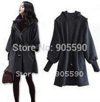 plus size New  fashion Womens winter warm hoodies' coat  women coat jack