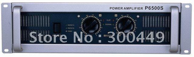 P6500s Amplier(China (Mainland))