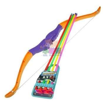 Free shipping via singapore postal, sucker bow&arrows,Children's Toys, wholesale 10pcs/lot