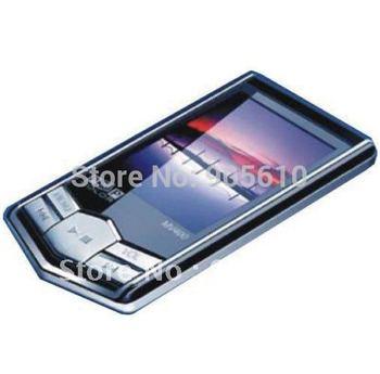 "Big discount! 8GB Slim 1.8""LCD MP3 MP4 FM Radio Player Video+Free shipping!!"