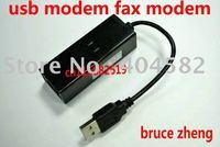 10pcs/lot USB 2.0 Fax Modem with External 56K V.92/ V.90 for 2000/XP/Vista/Linux/Windows7 + Free shipping 810