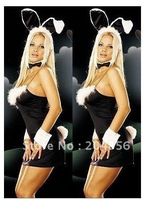 Free shipping 10pcs Sexy Rabit Costumes Bunny Adult Fancy Women's Costumes