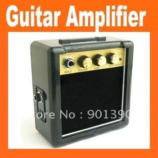 Mini Audio 3W Guitar Amplifier w/ belt clip & Headphone socket (MU001)(China (Mainland))