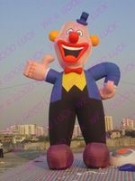 Inflatable cartoon, promotion inflatabe, promotion banner displayer,blower+repair kit,factory price
