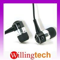 stereo Earphone Headphone earphone for  MP3 MP4 MP5 CD FREE SHIPPING