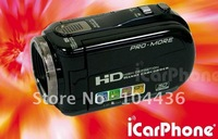 "2.7"" digital video camera 12MP 8XZoom DV Digital Video Camera Free Ship HD digital Camcorders"