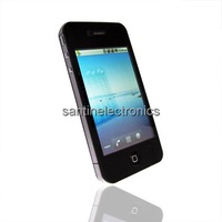 Android 2.2.1 GPS WIFI Touch Dual Sim Quad Band Unlocked Molible((AND-4G))