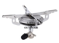 Camping Gas Stove (B9) - Outdoor Gas Stove,Camping Gas Burner,Low Price,Lightwieght,Portable,Strong Burning,Free Shipping