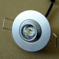 Promotion 1w ceiling light led,1w led down lights 100% Epistar 100-110lm led chips