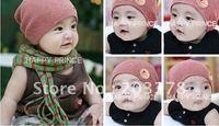 Baby Caps Children's Hat Cap hat Baby Boys Toddler Hat 20pcs/lot mixed order hot sale