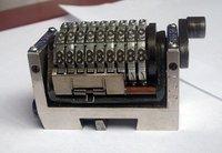 9digit numbering machine