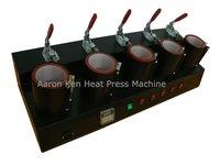 5 in 1 Heat Mug Press Machine