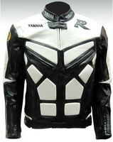 Transformer Shape Imported PU Motorcycle Racing Jacket NEW Super Hot