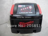 NEW MILWAUKEE M18 C18B 4932352071 18V Red Li-Ion XC BATTERY 3.0Ah