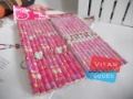 Hello Kitty Wooden Pencil Kitty 10pcs inside, Free shipping