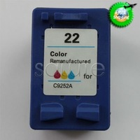 Compatible Printer Cartridge for HP 22/C9352AN Ink Cartridge C9352A  for HP Fax 1250/Deskjet 3910/3915/OfficeJet 4315