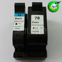 Wholesale Ink cartridges for HP 45/51645A black for HP 78/C6578DN for HP 950/950C/960/970C Printer
