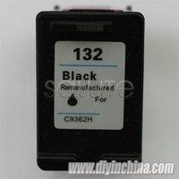 For HP 132/C9362H Compatible Black Ink Cartridges forHP DJ 5440/PSC 1510/Photosmart 6540/6548/7830/Officejet 6313 Printer