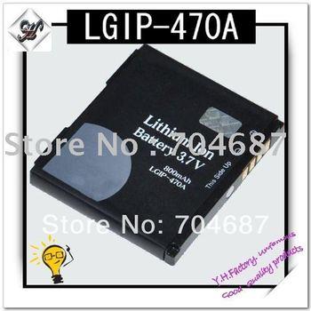 50x Free shipping LGIP-470A cell phone battery mobile phone battery for LG LGAX830/KG70/KG70c/KE800/KE970/KF310A/KF600