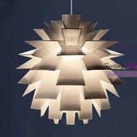 Free Shipping All The World Children style Demark Louis Poulsen PH Artichoke Modern pendant Lamp,PP Plastic DIY Pendant Lights