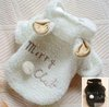 dog clothes for Halloween,wholesale,MOQ=1,sweater,white/brownsheep outfit for pets,S/M/L/XL/XXL,free shipping via CPAM