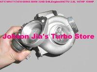 GT1749V/717478-5006S Turbocharger for 320D E46,Engine:M47TU 2.0L 147HP 150HP