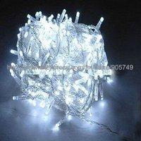 free shipping 10m100 led string christmas light festival holiday wedding decoration