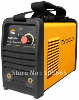 4pcs 15% OFF! IGBT DC Inverter welding equipment MMA welding machine ARC160(ZX7-160) welder, Free shipping, Wholesale & retail