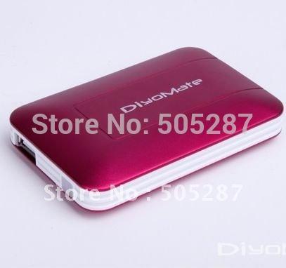 Full HD 1080P Media Player,RM,MKV,H.264,AV,HDMI output, SD/MMC Card,USB Media player,1080P TV Box,HDD TV Partner,HD AD Player(China (Mainland))