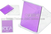 Mauve Plexiglas Filter for Cokin P series Color Conversion