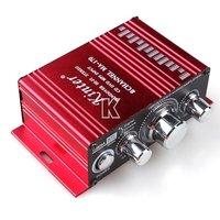 F970A 90PCS/LOT Wholesale Kinter MA-170 Car Amplifier Lights Function 12V DC Automotive Amplifier Computer Power Amplifier