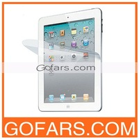 For The New iPad 3 iPad 2 High Clear Screen Protector without Retail Package,100pcs/Lot,Free Shipping