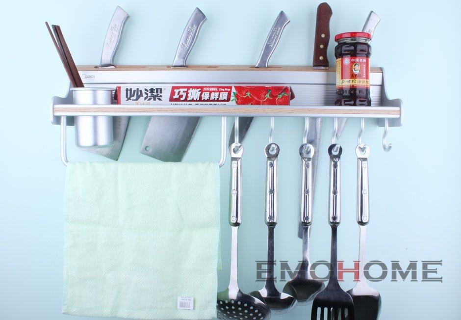 Keuken Rek Kopen : Kitchen Utensil Hook Rack Wall
