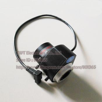 Free shipping 2.8-12mm Varifocal CS-Mount Lens for cctv Cameras 2.8mm~12mm Varifocal Auto Iris CCTV Camera LensCCTV 10Qty/lot