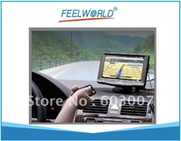 "7"" LCD In Car Monitor with Touch Screen+ free shipping"