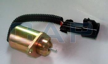 # 1 piece retailing # STOP SOLENOID FOR KUBOTA ENGINE Carrier Transicold Supra - Genesis R90 25-15230-01