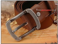 Free shipping,SEPTWOLVES man leather belt .best quality,new brand