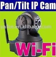 Hot Sale Free Shipping New EasytN WPA Wi-Fi Internet PTZ Dual Audio Wireless IP Camera M136W(Hong Kong)