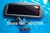 12V car solar charger uitable for car