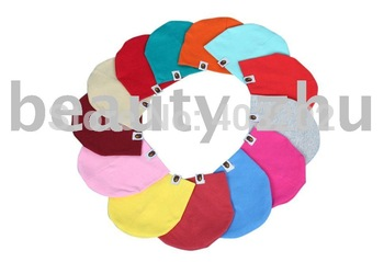 60pcs children's Candy Color hat children Hats boys pure cap girls Caps headgears